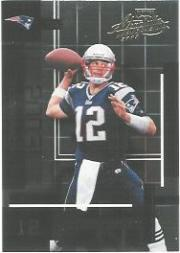 2003 Absolute Memorabilia #32 Tom Brady