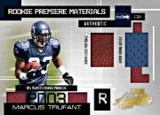 2003 Absolute Memorabilia #180 Marcus Trufant RPM RC