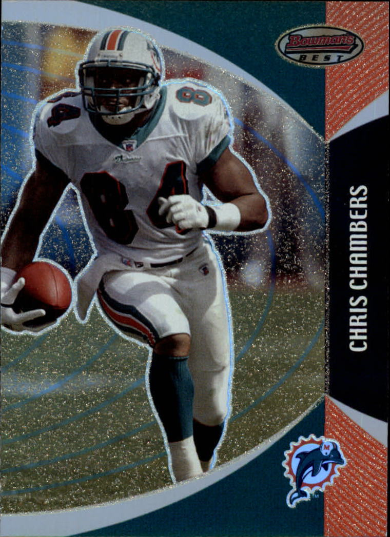 2003 Bowman's Best #38 Chris Chambers