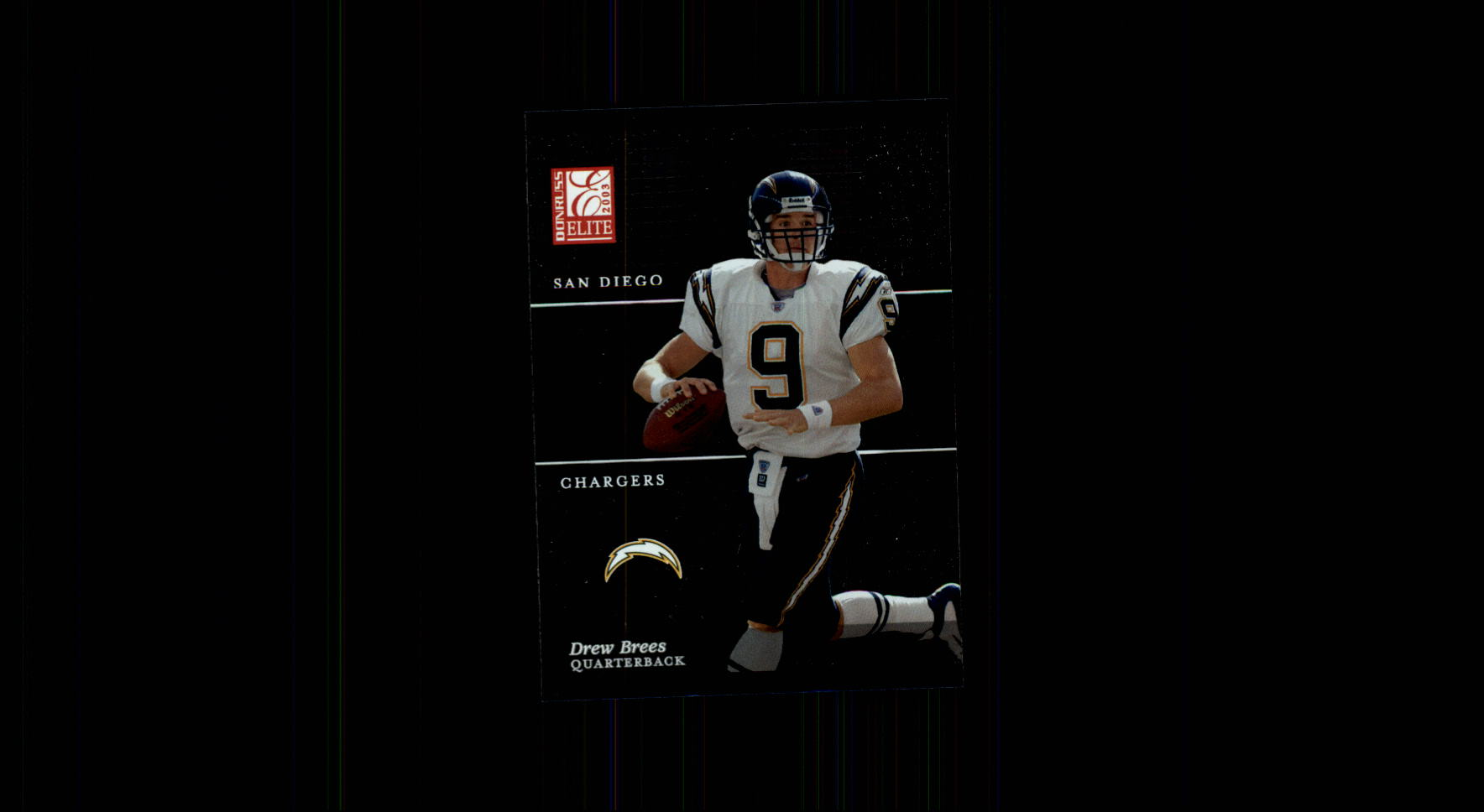 2003 Donruss Elite #47 Drew Brees