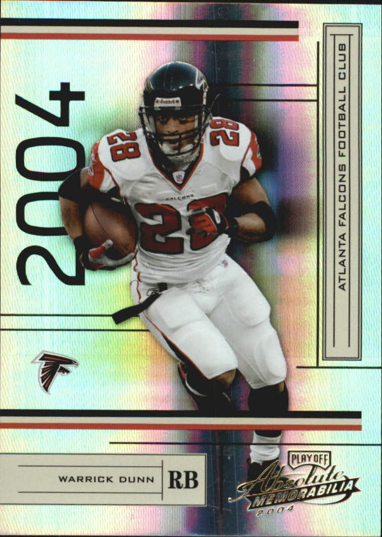 2004 Absolute Memorabilia #8 Warrick Dunn