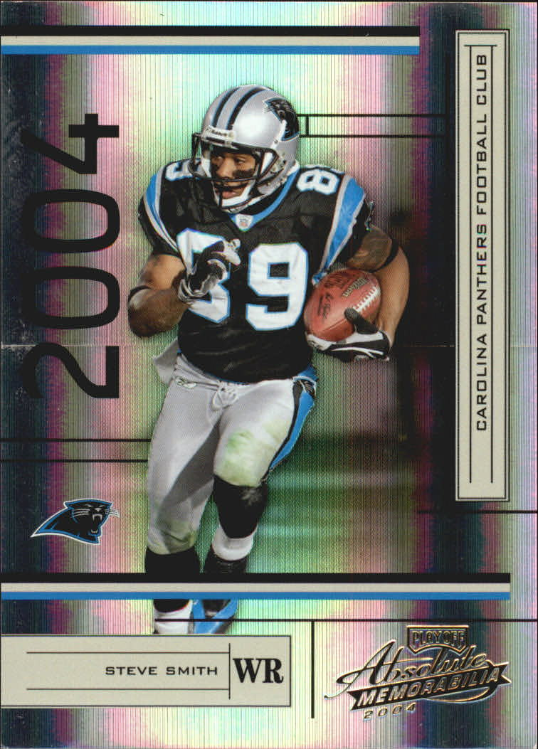 2004 Absolute Memorabilia #22 Steve Smith