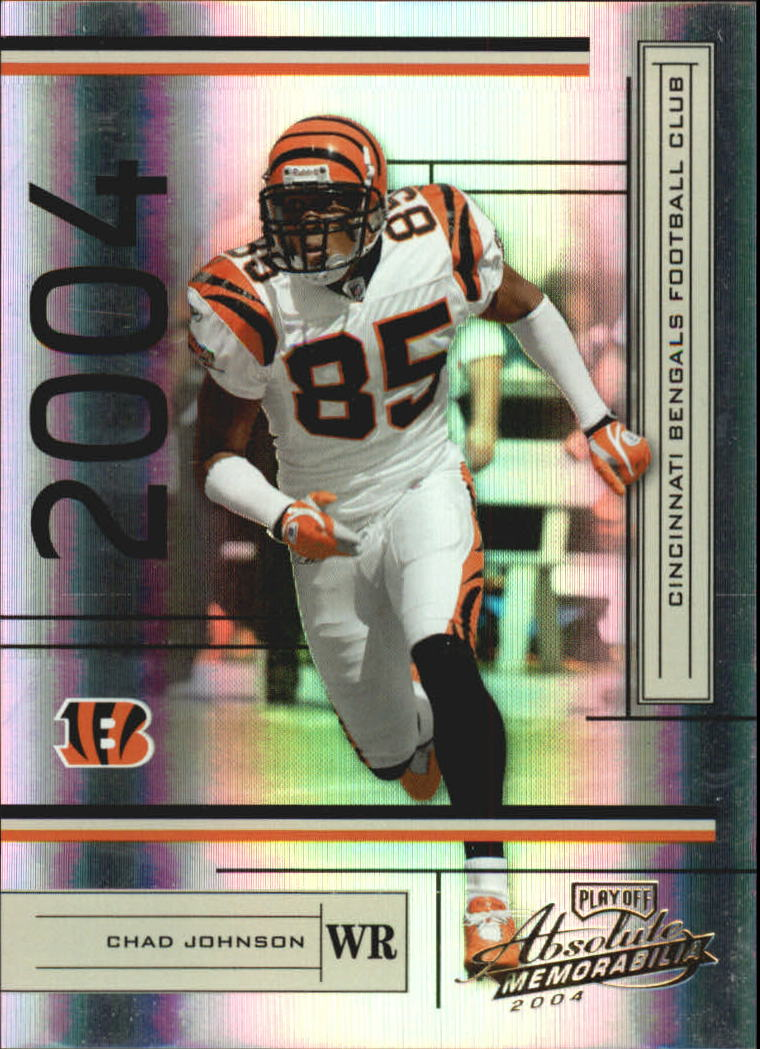 2004 Absolute Memorabilia #28 Chad Johnson