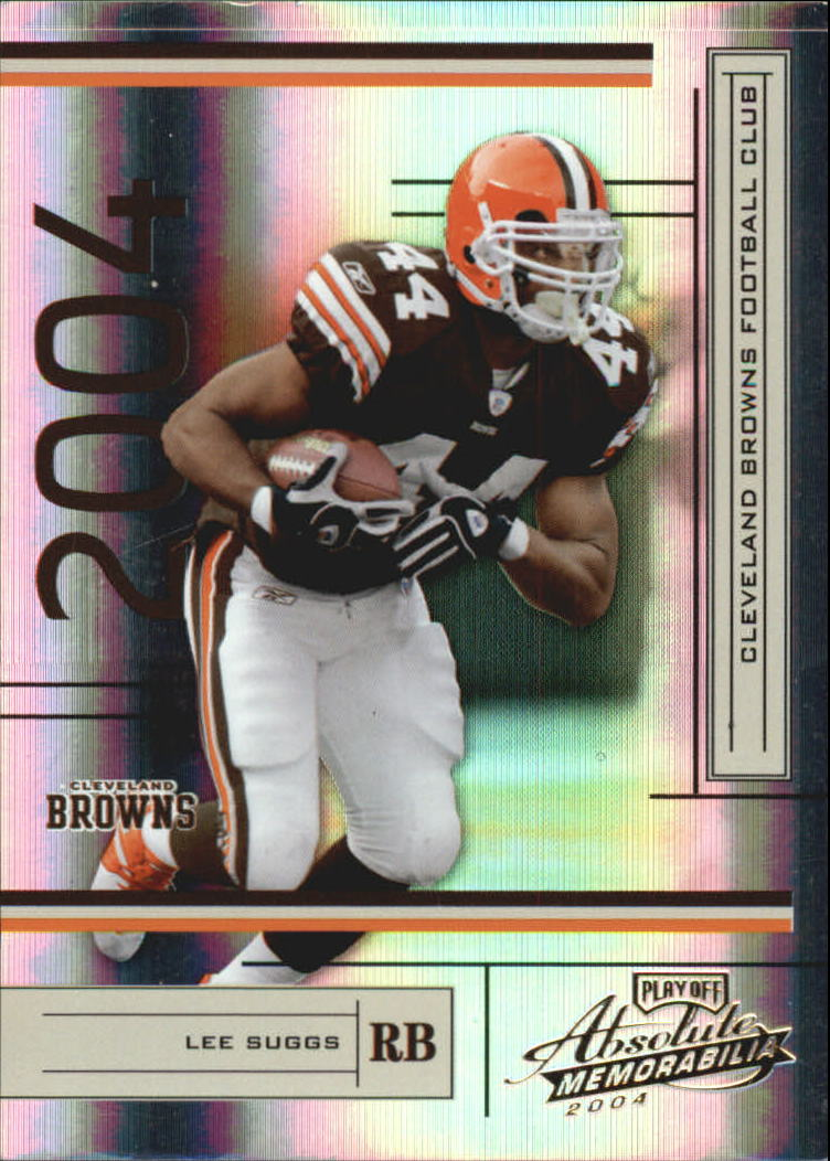 2004 Absolute Memorabilia #34 Lee Suggs