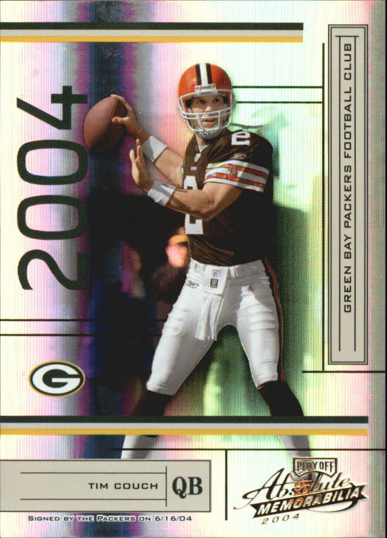 2004 Absolute Memorabilia #35 Tim Couch
