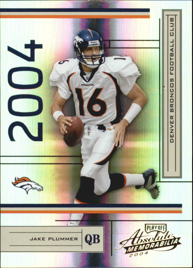 2004 Absolute Memorabilia #46 Jake Plummer