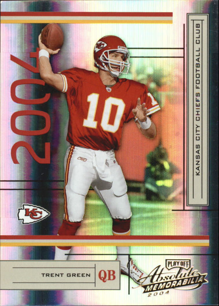 2004 Absolute Memorabilia #69 Trent Green
