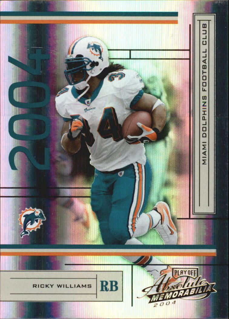2004 Absolute Memorabilia #73 Ricky Williams
