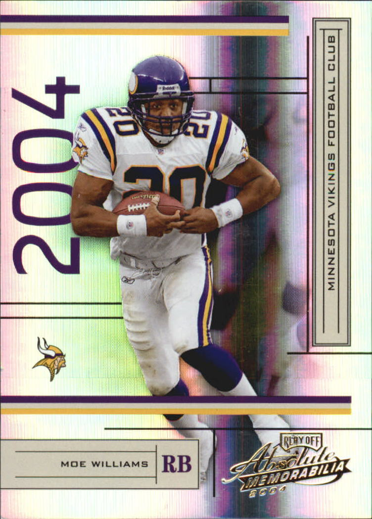 2004 Absolute Memorabilia #77 Moe Williams