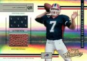 2004 Absolute Memorabilia #206 J.P. Losman RPM RC