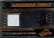 2004 Absolute Memorabilia Gridiron Force Jersey Bronze #GF21 Priest Holmes