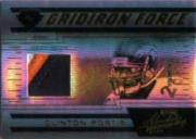 2004 Absolute Memorabilia Gridiron Force Jersey Gold #GF7 Clinton Portis