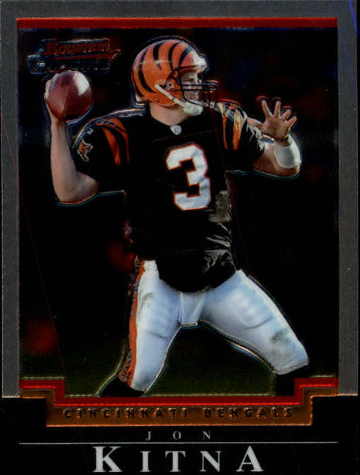 2004 Bowman Chrome #17 Jon Kitna