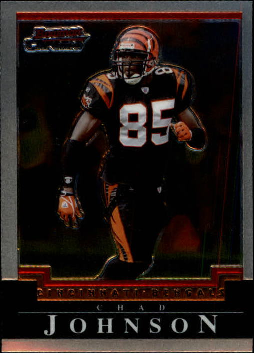 2004 Bowman Chrome #60 Chad Johnson