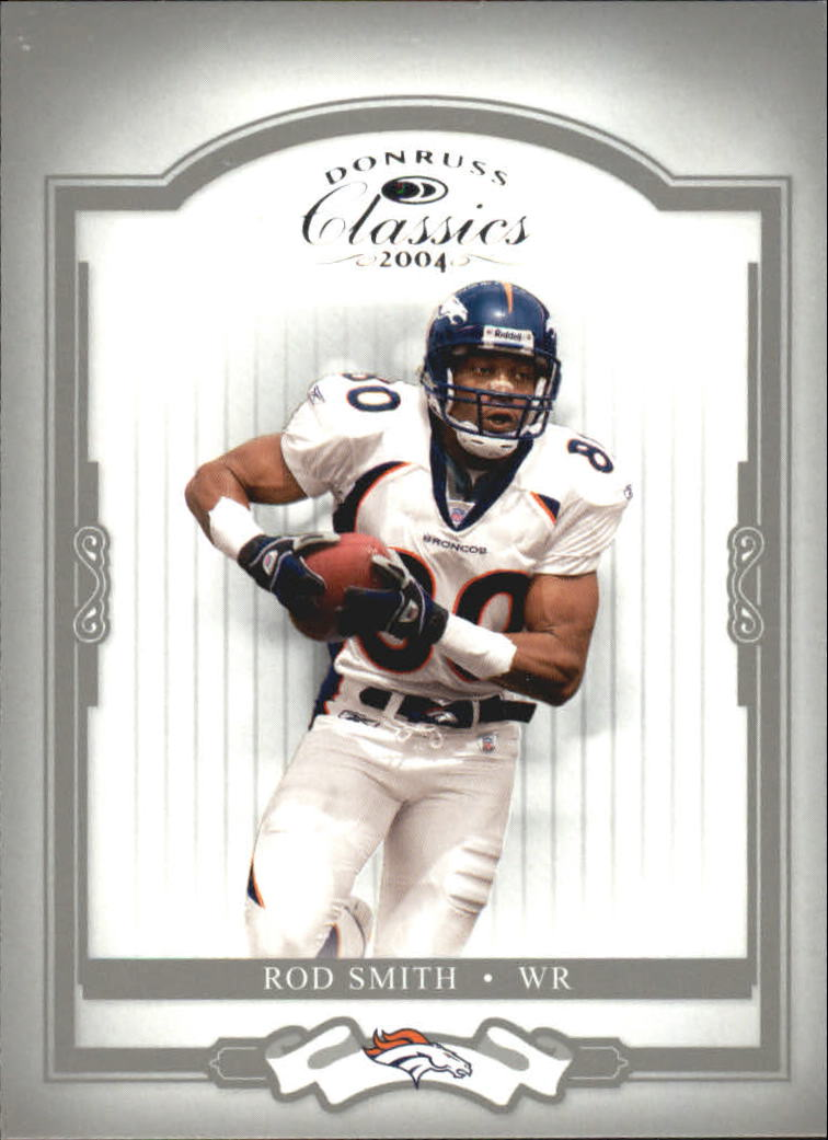 2004 Donruss Classics #28 Rod Smith
