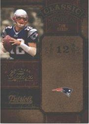 2004 Donruss Classics Classic #C28 Tom Brady