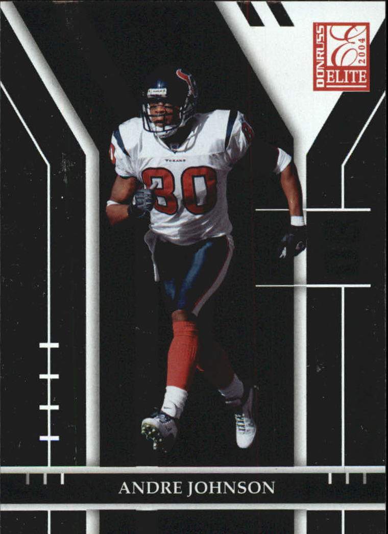 2004 Donruss Elite #37 Andre Johnson