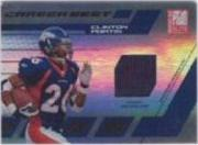 2004 Donruss Elite Career Best Jerseys #CB4 Clinton Portis
