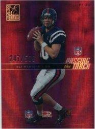 2004 Donruss Elite Passing the Torch #PT30 Archie Manning/Eli Manning