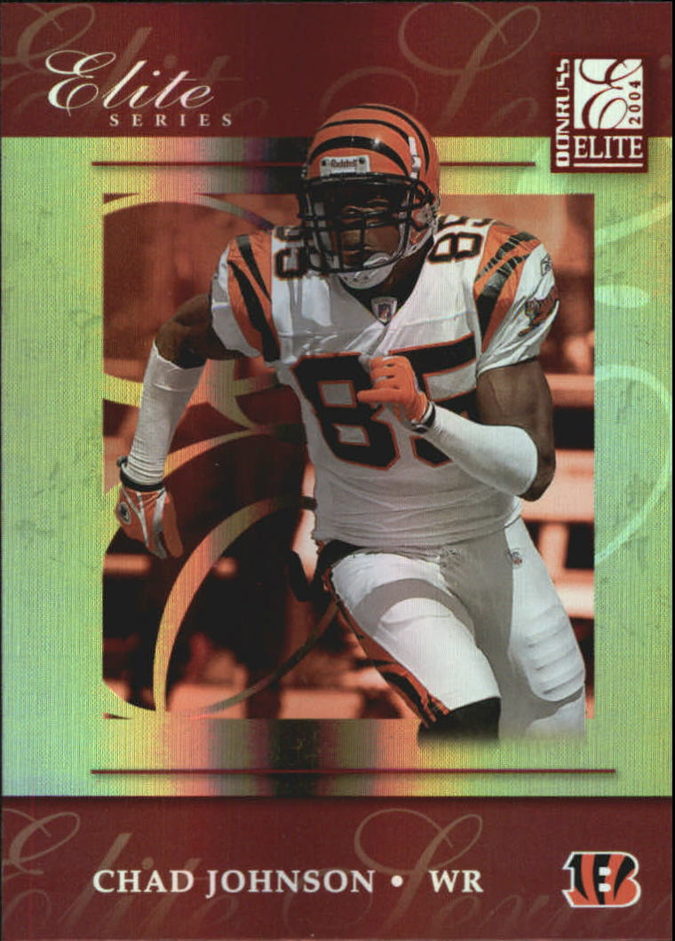 2004 Donruss Elite Series #ES7 Chad Johnson
