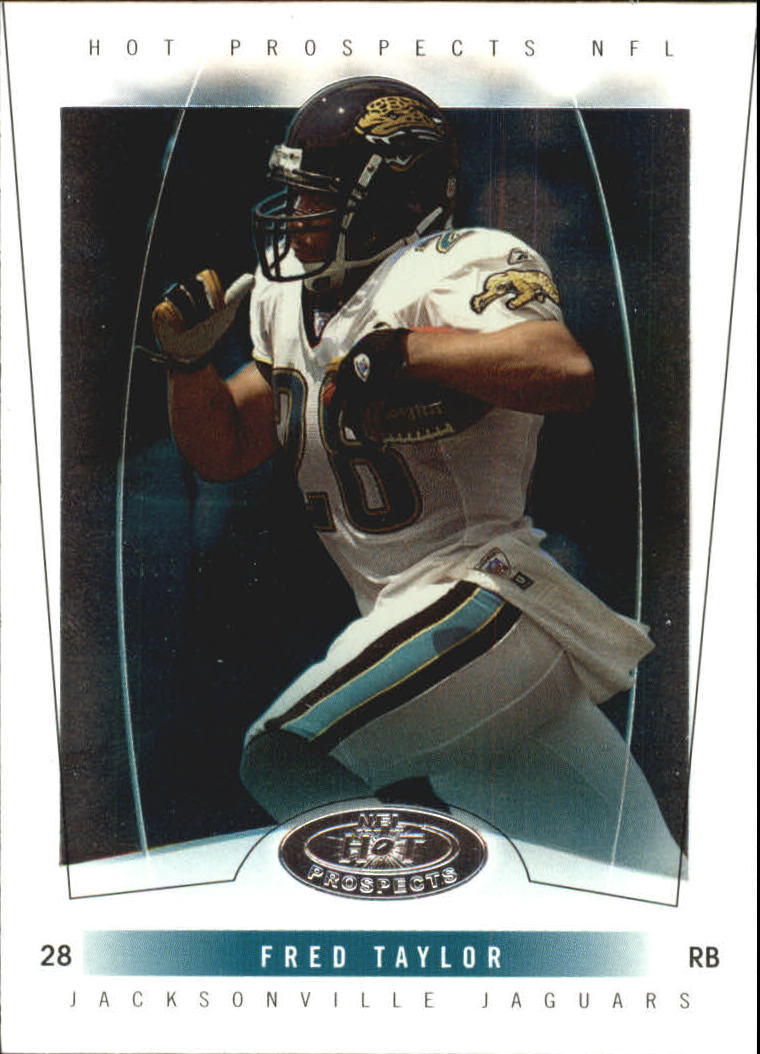 2004 Hot Prospects #33 Fred Taylor