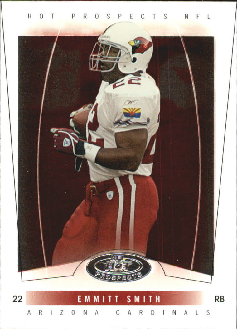2004 Hot Prospects #56 Emmitt Smith front image