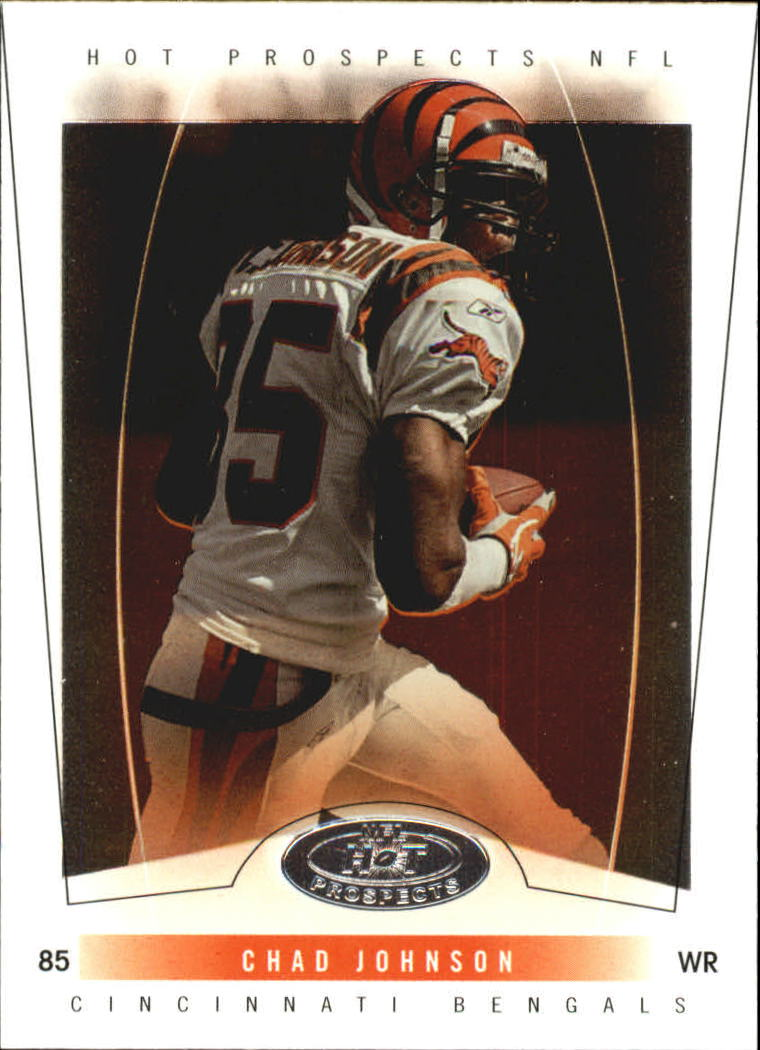 2004 Hot Prospects #67 Chad Johnson