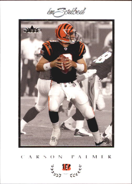 2004 Fleer Inscribed #30 Carson Palmer