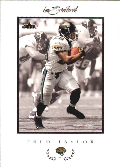 2004 Fleer Inscribed #41 Fred Taylor front image