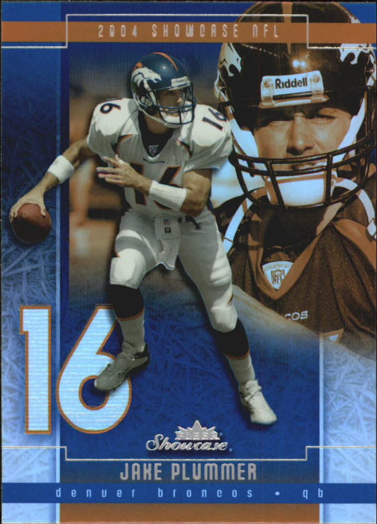 2004 Fleer Showcase #23 Jake Plummer