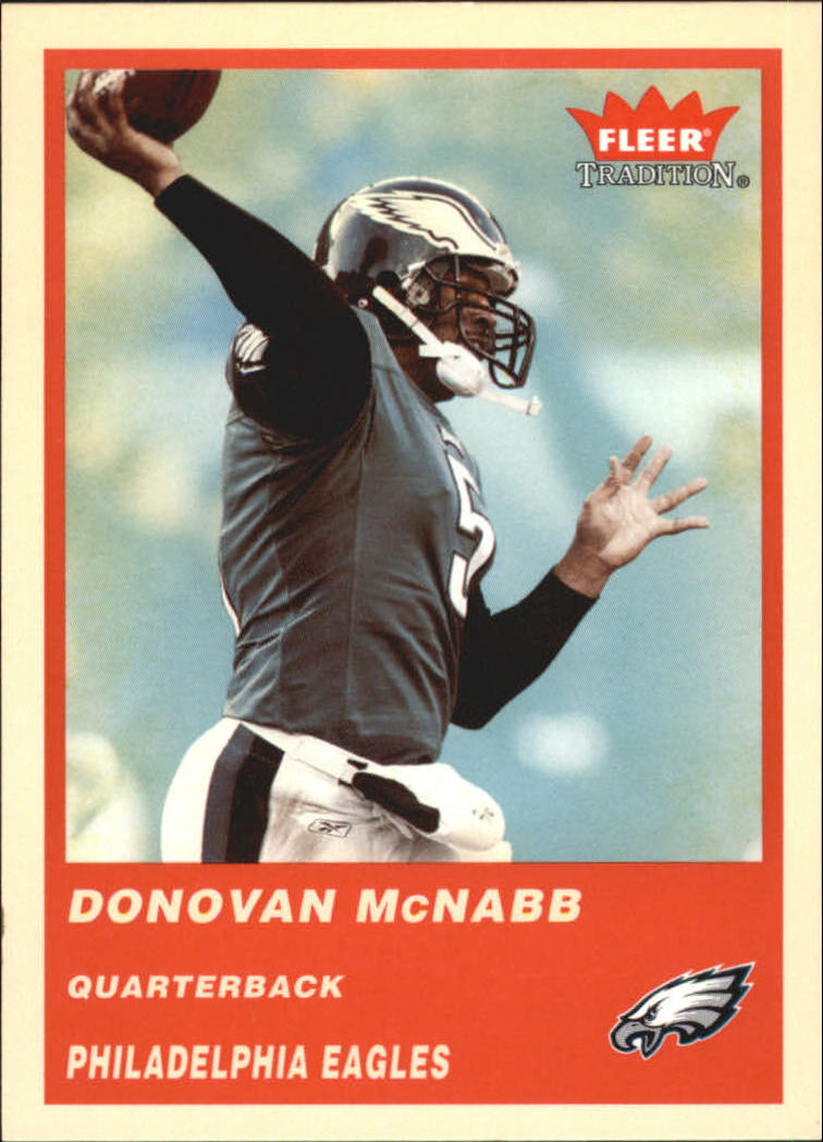 2004 Fleer Tradition #56 Donovan McNabb