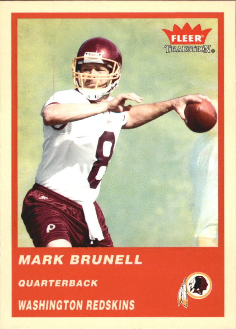 2004 Fleer Tradition #97 Mark Brunell