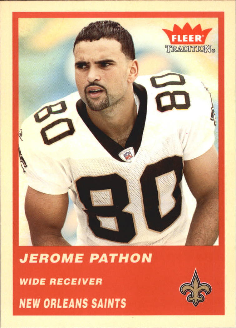 2004 Fleer Tradition #251 Jerome Pathon