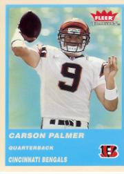 2004 Fleer Tradition Blue #39 Carson Palmer