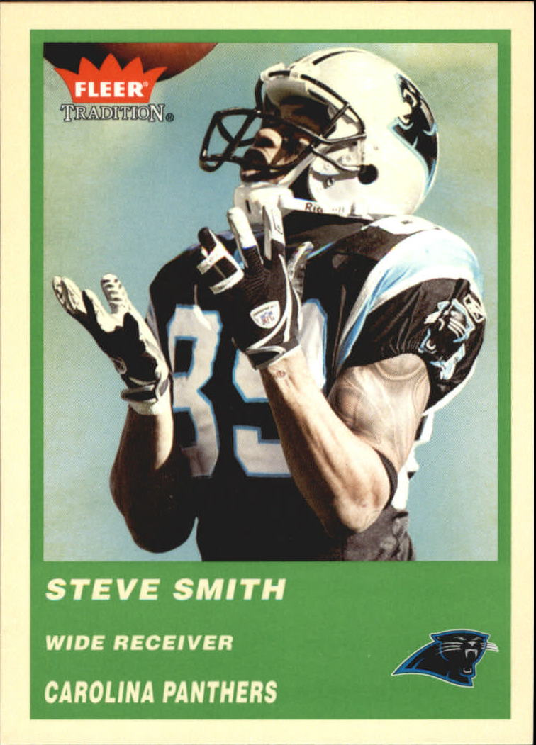 2004 Fleer Tradition Green #159 Steve Smith