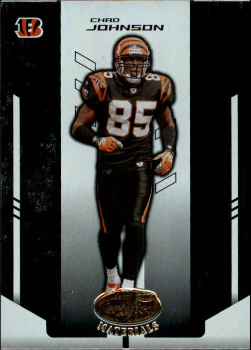 2004 Leaf Certified Materials #23 Chad Johnson