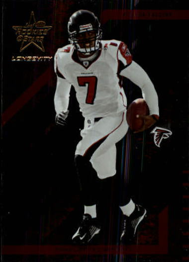 2004 Leaf Rookies and Stars Longevity #4 Michael Vick