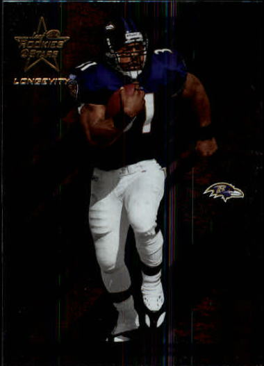 2004 Leaf Rookies and Stars Longevity #8 Jamal Lewis