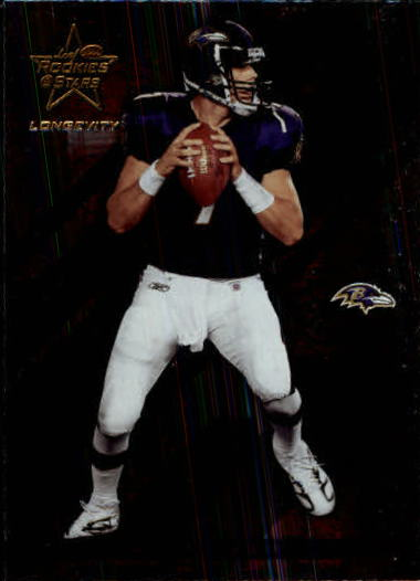 2004 Leaf Rookies and Stars Longevity #9 Kyle Boller
