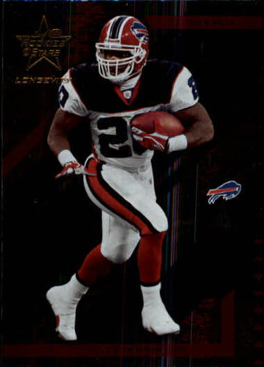 2004 Leaf Rookies and Stars Longevity #13 Travis Henry