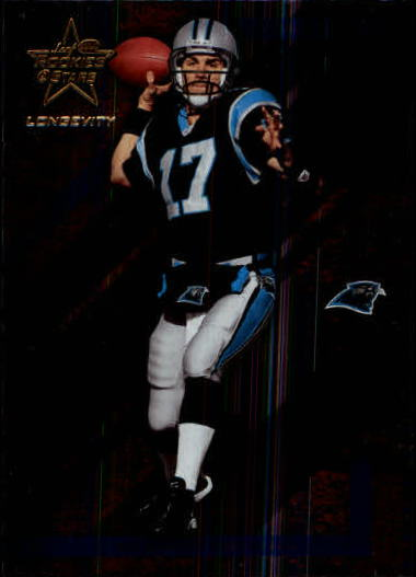 2004 Leaf Rookies and Stars Longevity #14 Jake Delhomme