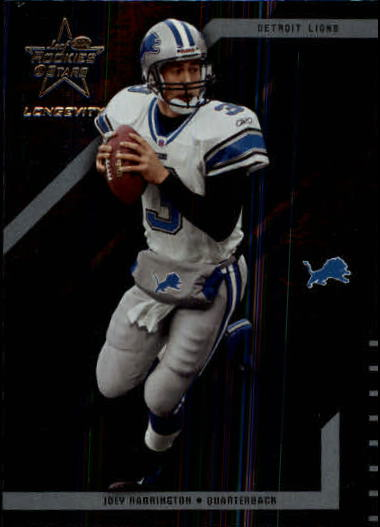 2004 Leaf Rookies and Stars Longevity #32 Joey Harrington