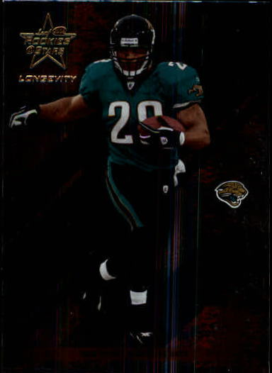 2004 Leaf Rookies and Stars Longevity #43 Fred Taylor