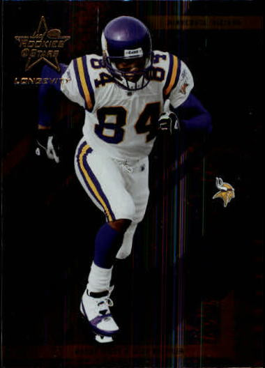 2004 Leaf Rookies and Stars Longevity #53 Randy Moss