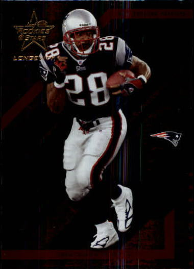 2004 Leaf Rookies and Stars Longevity #54 Corey Dillon