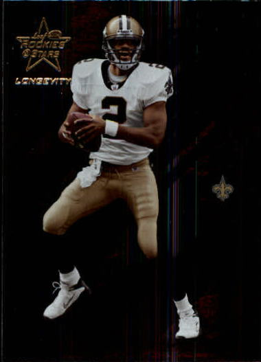 2004 Leaf Rookies and Stars Longevity #57 Aaron Brooks