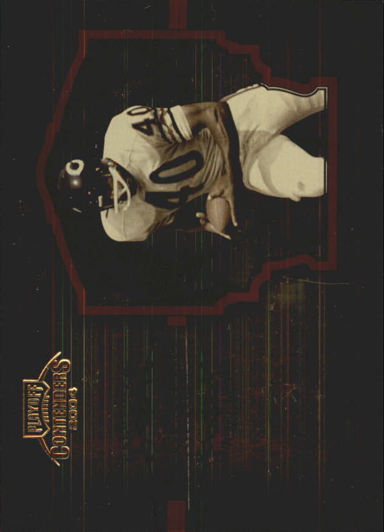 2004 Playoff Contenders Legendary Contenders Orange #LC3 Gale Sayers