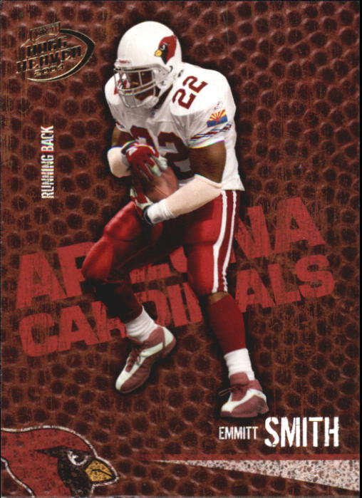 2004 Playoff Hogg Heaven #2 Emmitt Smith