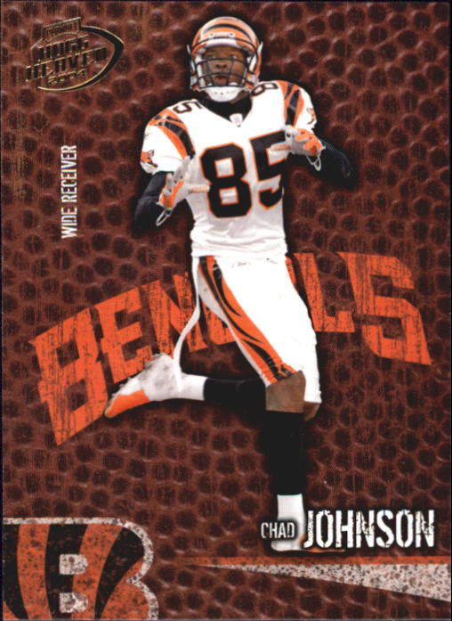 2004 Playoff Hogg Heaven #21 Chad Johnson
