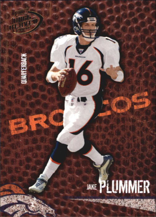 2004 Playoff Hogg Heaven #30 Jake Plummer